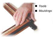 Frame Mouldings, Tools and Equipment